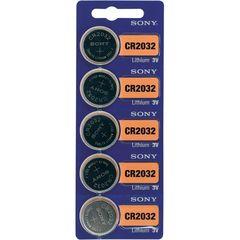 Батарейки Sony CR 2032