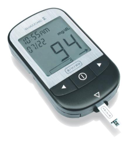 Глюкометр Глюкокард Сигма