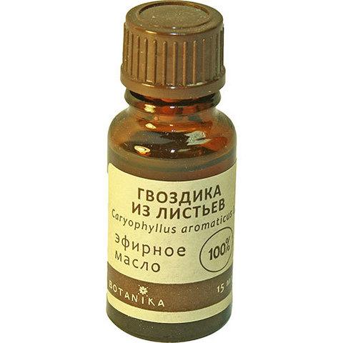 Гвоздика - эфирное масло