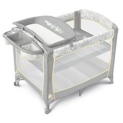 Bright Starts Двухуровненвый манеж-кровать