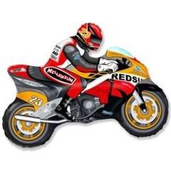 F Мини-фигура Мотоцикл (оранжевый) 14