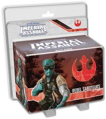 Star Wars Imperial Assault: Rebel Saboteurs Ally Pack