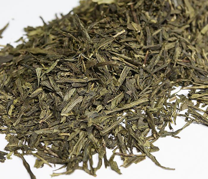 TEA-CH123 Китайский зеленый чай Сенча, японская технология (50 гр) фото 04