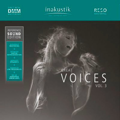 INAKUSTIK LP, Great Voices Vol. IIl, 01675081