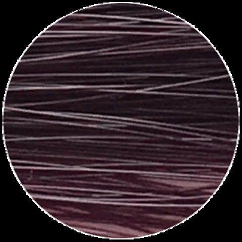 Lebel Materia 3D V-4 (шатен фиолетовый) - Перманентная низкоаммичная краска для волос
