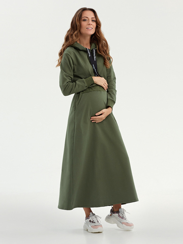 Платье-худи