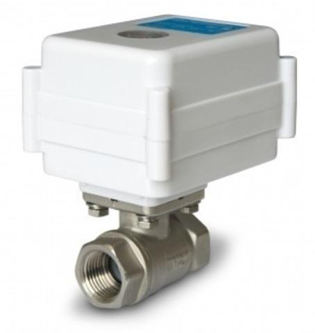 Кран с электроприводом Neptun Aquacontrol 220B 3/4
