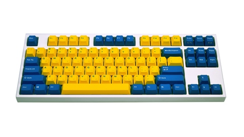 Leopold FC750R PD Yellow/White