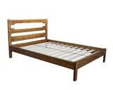 Кровать из массива сосны, спальное место 140х200 см