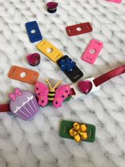 073-219 Пряжки для шнурков и браслетов