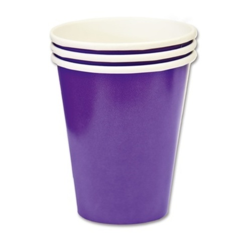 Стакан Purple 266мл 8шт