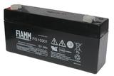 Аккумулятор FIAMM FG10301 ( 6V 3Ah / 6В 3Ач ) - фотография