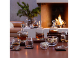 Набор из 2 стаканов для виски Islay Whisky с деревянными подставками 250 мл LSA International G1213-09-301   Купить в Москве, СПб и с доставкой по всей России   Интернет магазин www.Kitchen-Devices.ru