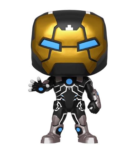 Фигурка Funko POP! Bobble: Marvel: Marvel 80th: Iron Man Model 39 (GW) (Exc) 43965