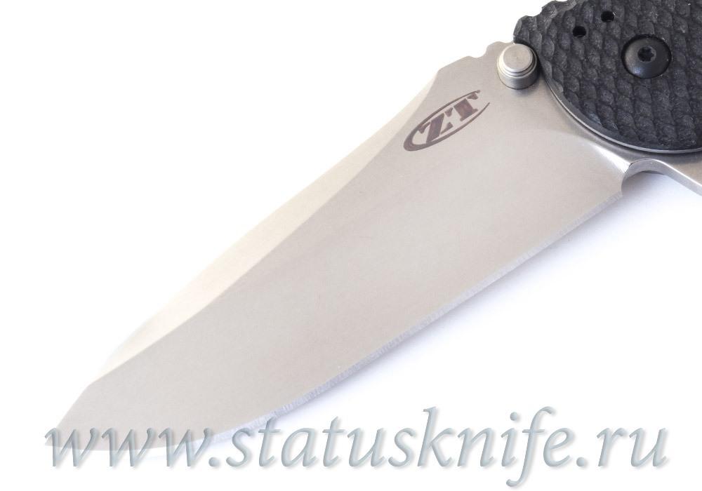 Нож Zero Tolerance 0560 ZT0560 StoneWash - фотография