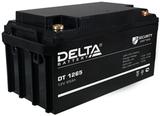Аккумулятор Delta DT 1265 ( 12V 65Ah / 12В 65Ач ) - фотография