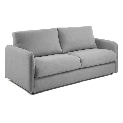 Диван-кровать Komoon 160 полиуретановый светло-серый
