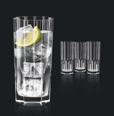Набор высоких стаканов Nachtmann Aspen, 4 шт, 309 мл, фото 5