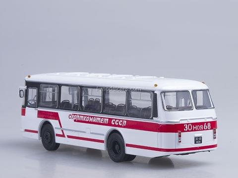 LAZ-695R USSR Sports Committee Soviet Bus 1:43