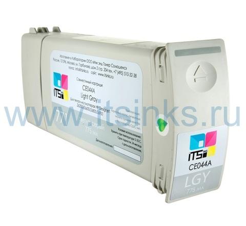 Картридж для HP 771 (CE044A) Light Gray 775 мл