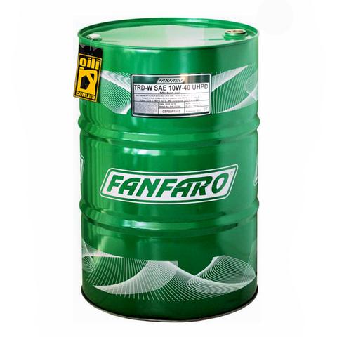 Fanfaro TRD-W 10W-40 208л