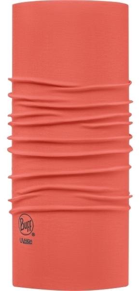 Летние банданы Бандана-труба летняя Buff Solid Geranium Orange 00022189_0.jpg
