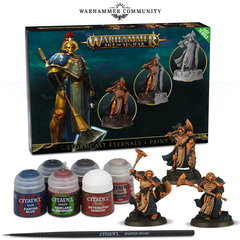 Stormcast Eternals Paint Set