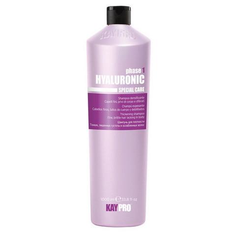 Шампунь с гиалуроновой кислотой для плотности волос,KAYPRO, 1000 мл