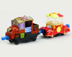 Паровозик Ходж с машиной для попкорна (Чаггингтон, LC54024)