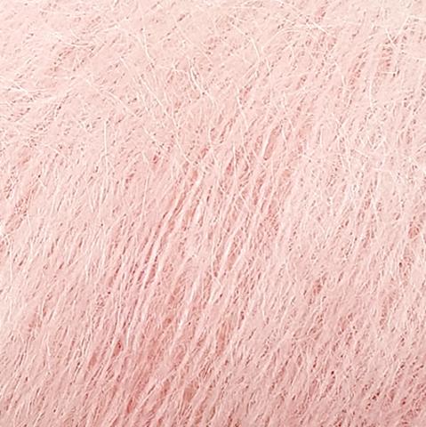 Пряжа Mohair Royal ( Мохер Роял ). Цвет: Светло-розовый. Артикул: 12921