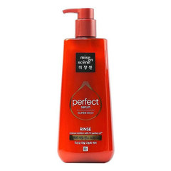 Mise En Scene Perfect Serum Rinse Super Rich Rinse - Кондиционер для поврежденных волос