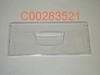 Панель ящика морозилки для холодильника Indesit (Индезит)/Ariston (Аристон) 283521, 283520, 857274