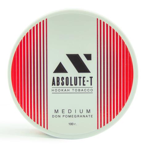 Табак Absolute-T Med Don Pomegranat (Гранат) 100 г