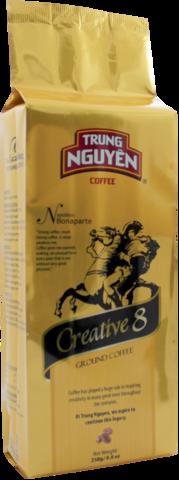 Молотый кофе Trung Nguyen Creative №8 (Копи Лювак)
