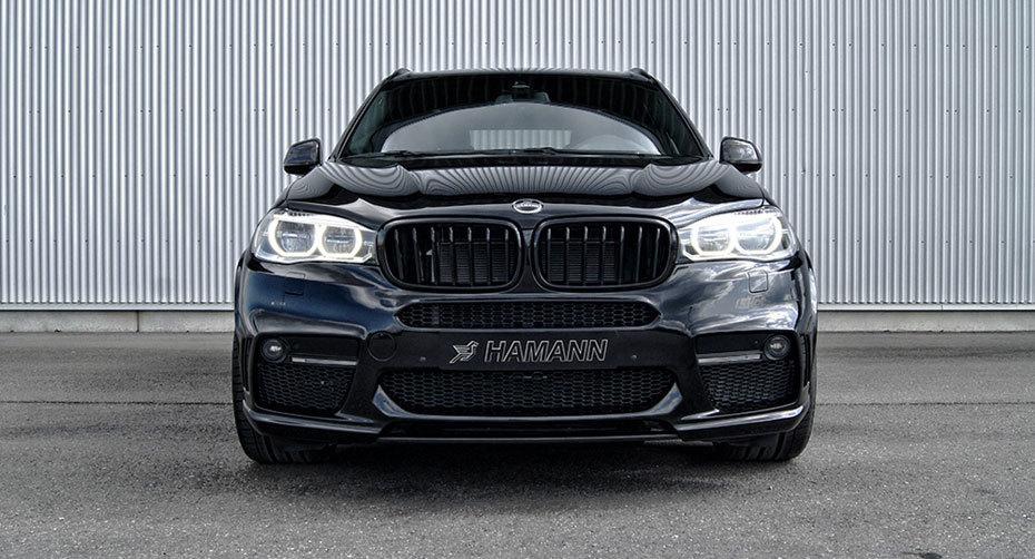 Обвес Hamann для BMW X5M F85 Копия