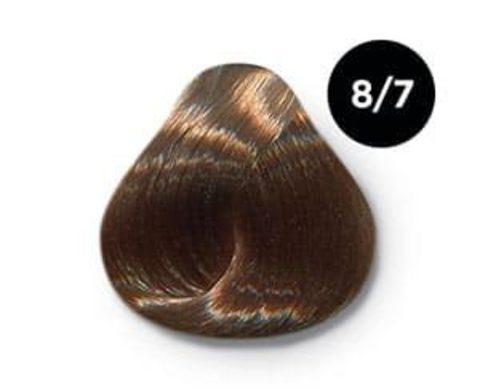 Ollin Silk Touch Безаммиачный стойкий краситель 8/7, 60 мл