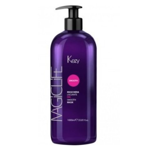 Маска разглаживающая Kezy Magic Life Smooth Mask 1000 мл