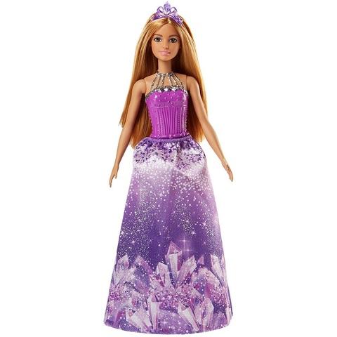 Барби Дримтопия Горная Принцесса в Блестящем Платье