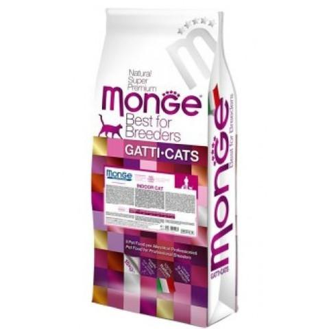 Monge Cat Indoor  10 кг