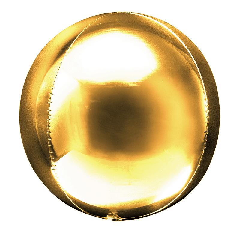 3D Шары Шар 3D сфера Металлик Gold 7971_0_30b6d0e40894080ae5eaa714c514ba5e.jpg