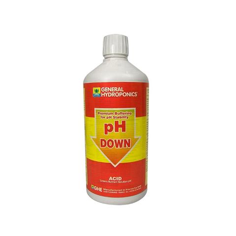 Регулятор кислотности pH Down от GHE