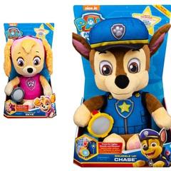 Щенки спасатели мягкая игрушка ночник