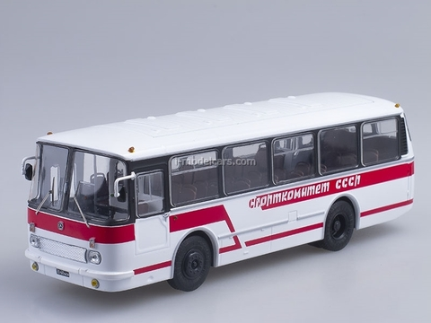 LAZ-695R USSR Sports Committee Soviet Bus 1:43