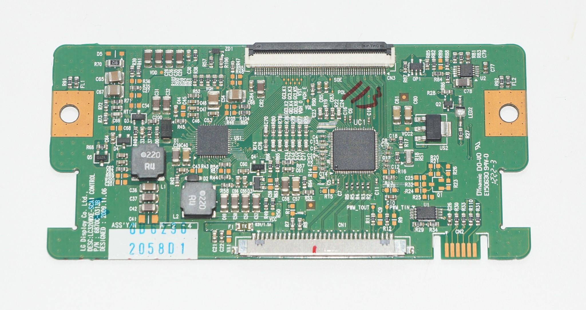 6870C-0313B t-con телевизора