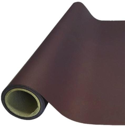 Пленка матовая (размер:65см х 10м), цвет: коричневый
