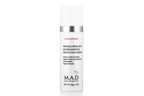 Защитная сыворотка против морщин Wrinkle Repellent Environmental Protection Serum M.A.D Skincare, 30 гр.