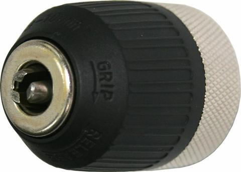 Патрон быстрозажимной ПРАКТИКА 13 мм, M12 x 1.25 (1шт.) коробка (030-122)