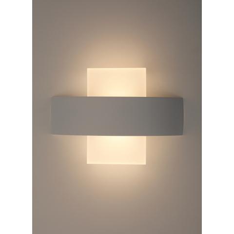 Декоративная светодиодная подсветка ЭРА WL7 WH+WH 6Вт IP20 белый