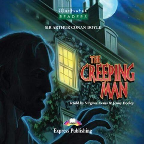 The Creeping Man. Audio CD.