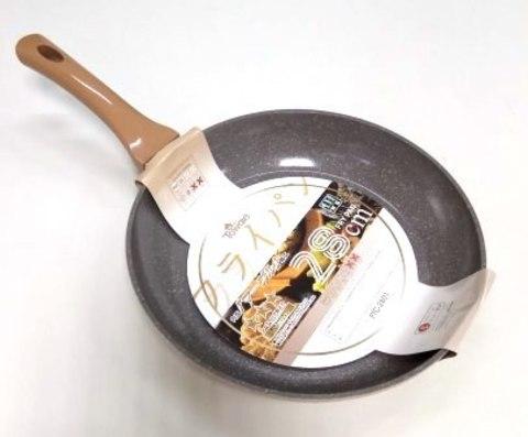Сковорода мрамор TOWAIE-2801 FTC 28cm